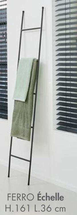 FERRO Échelle H.161 1.36 cm