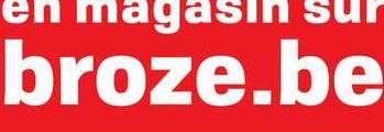 magasin broze.be