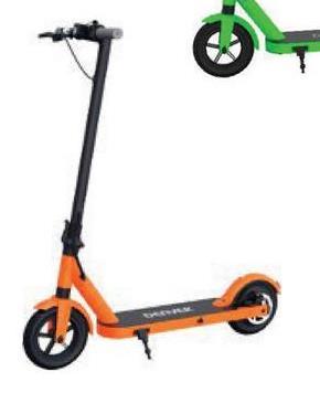 """Elektrische Step Denver Sco-85350 Oranje Met de Denver SCO-85350 elektrische step kun je je snel, comfortabel en leuk verplaatsen. De step weegt 14kg en is hoofdzakelijk gemaakt van aluminium. Hij is uitgerust met een schokdemper voor en 8-inch rubberen wielen voor optimaal rijcomfort (luchtwiel vooraan massief wiel achteraan). Met de 350W motor kunt u 18 km rijden en een snelheid van 20 km/u bereiken. Er zijn drie versnellingen: ECO: 6 km/u -D: 12 km/u S: 20 km/u. De step kan tot 120kg dragen en is uitgerust met een schijfrem aan de achterzijde en een LED-display waarop wordt aangegeven: de afgelegde afstand, de snelheid en de staat van de accu. Voor extra veiligheid zijn er ook LED-koplampen geïnstalleerd aan de vooren achterzijde van de step. Niet vergeten! Fietsen, fietstoebehoren, steps, hoverboards en andere alternatieve mobiliteitshulpmiddelen met of zonder elektrische motor zijn betaalbaar in ecocheques in een Auto5center """". - Leuk en gemakkelijk om zich te verplaatsen - Rijcomfort - 18km autonomie - Lichtgewicht en gemakkelijk te vervoeren dankzij het opklapmechanisme"""