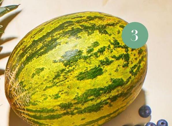 Piel de sapo-meloen