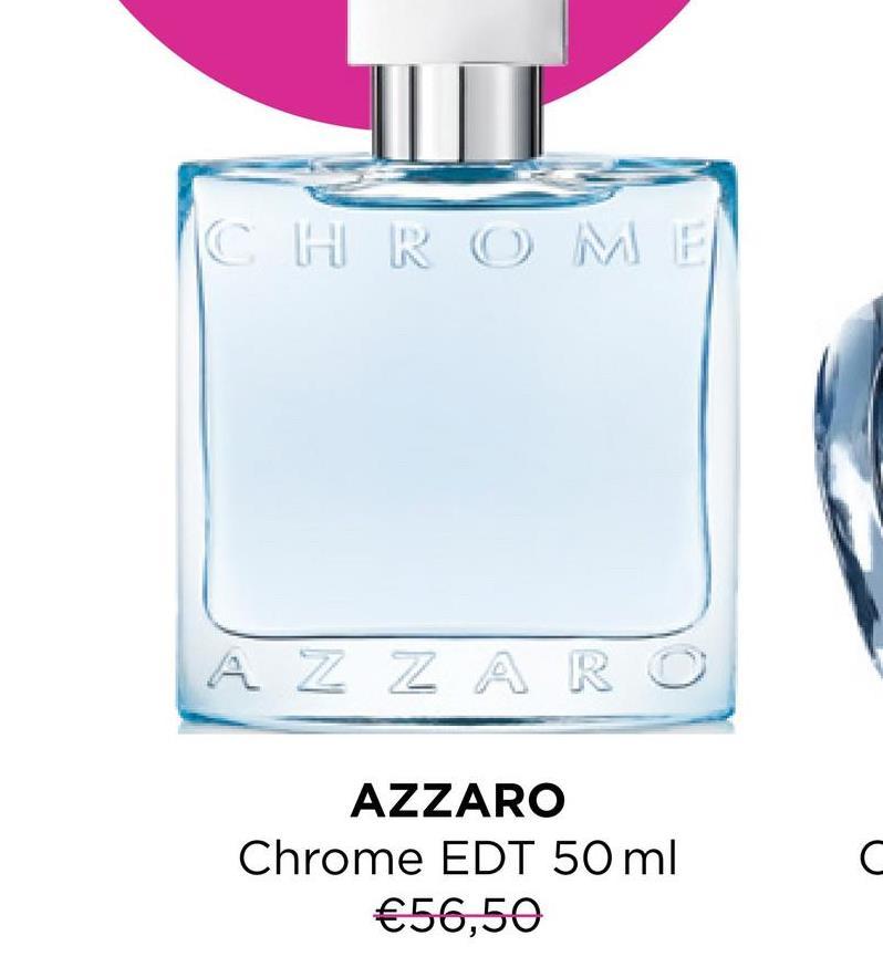 C HROME A Z Z Ä R AZZARO Chrome EDT 50 ml €56,50 C