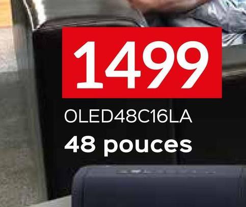 1499 OLED48C16LA 48 pouces