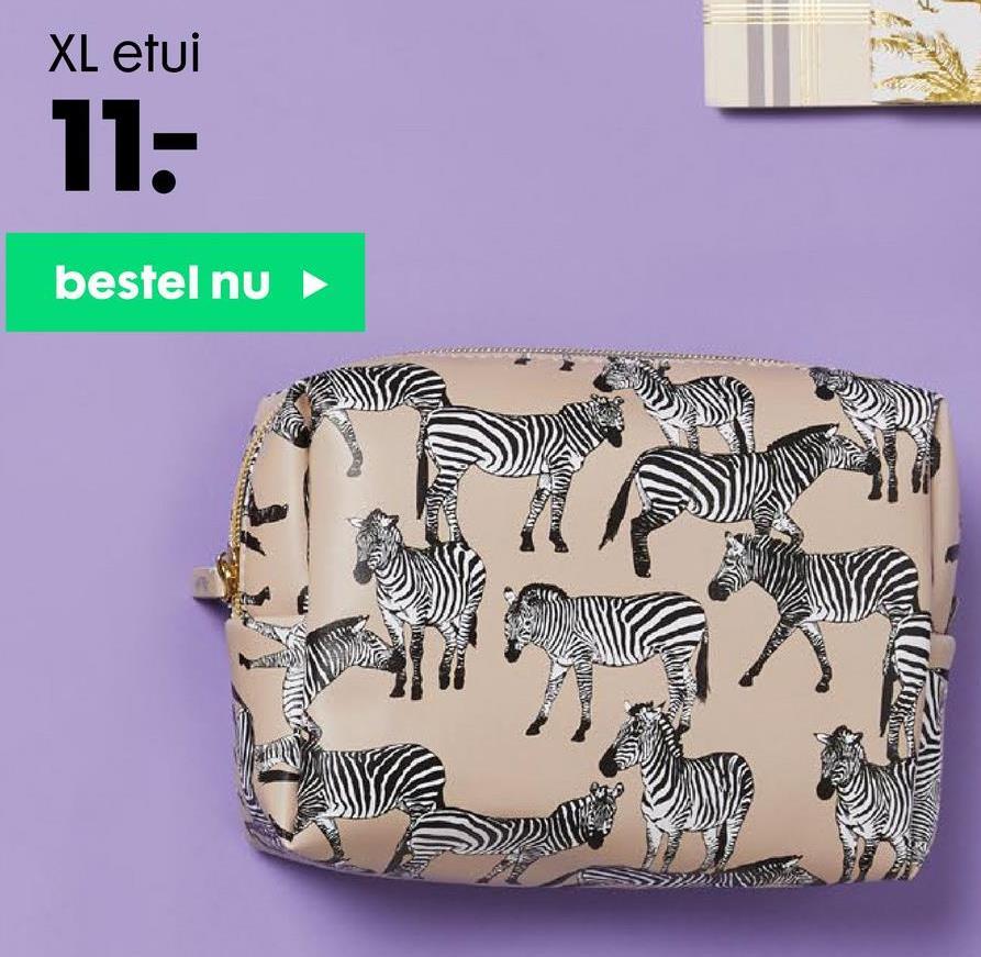 XL etui 11- bestel nu