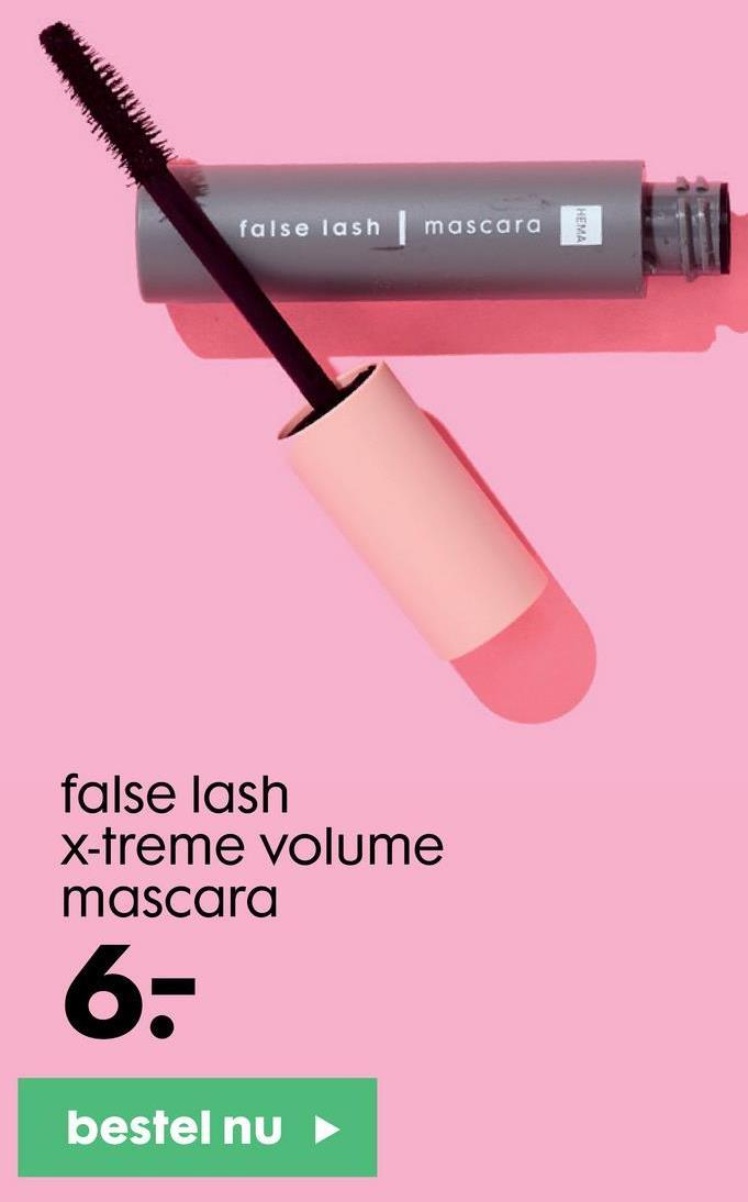 false lash mascara false lash X-treme volume mascara 6- bestel nu