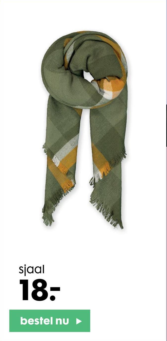sjaal 18- bestel nu