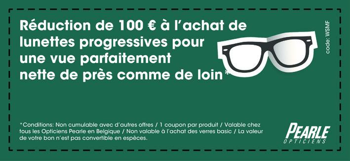 Réduction de 100 euro