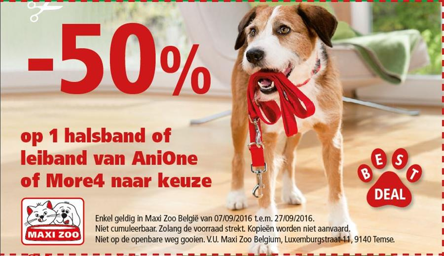 -50% halsband