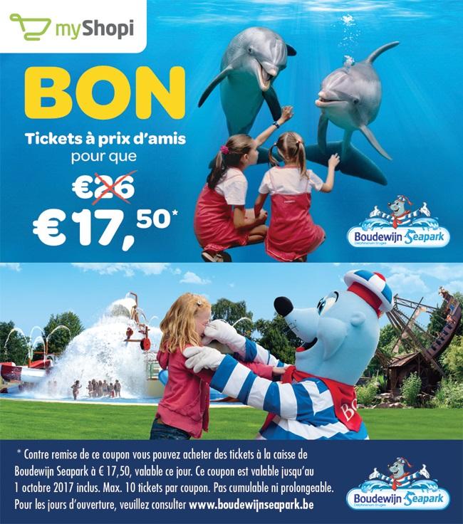 Ticket pour 17.5€