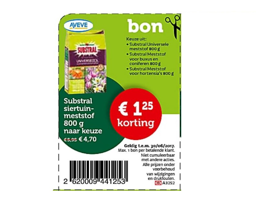 E coupons belgie